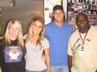 Ashley Kelsey Mtvs Real World San Diego W Cts Hot 937 Morning