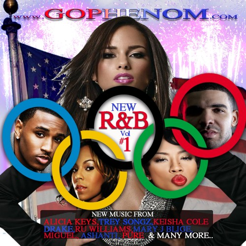 WWW.GOPHENOM.COM Presents NEW R&B CD VOL.1